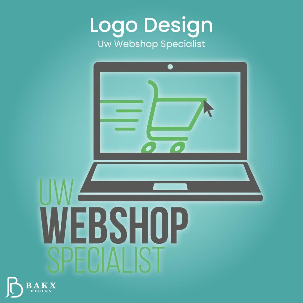 Logo Design Uw Webshop Specialist