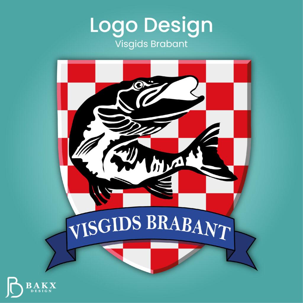 Logo Design Visgids Brabant